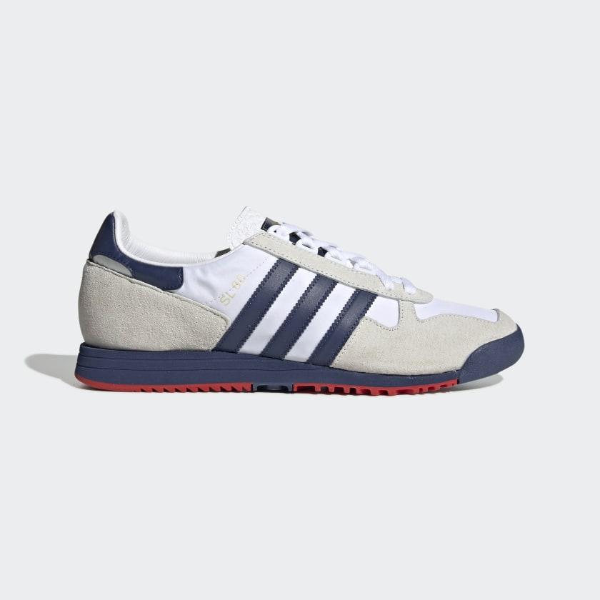 adidas SL 80 Shoes - White | adidas UK