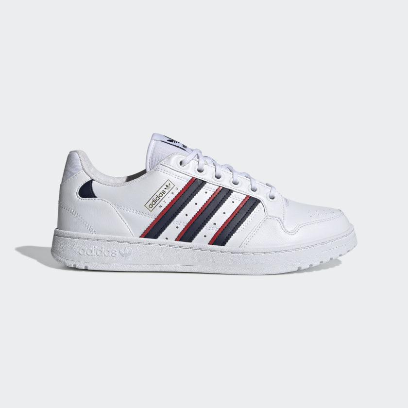 adidas NY 90 Shoes - White   adidas UK