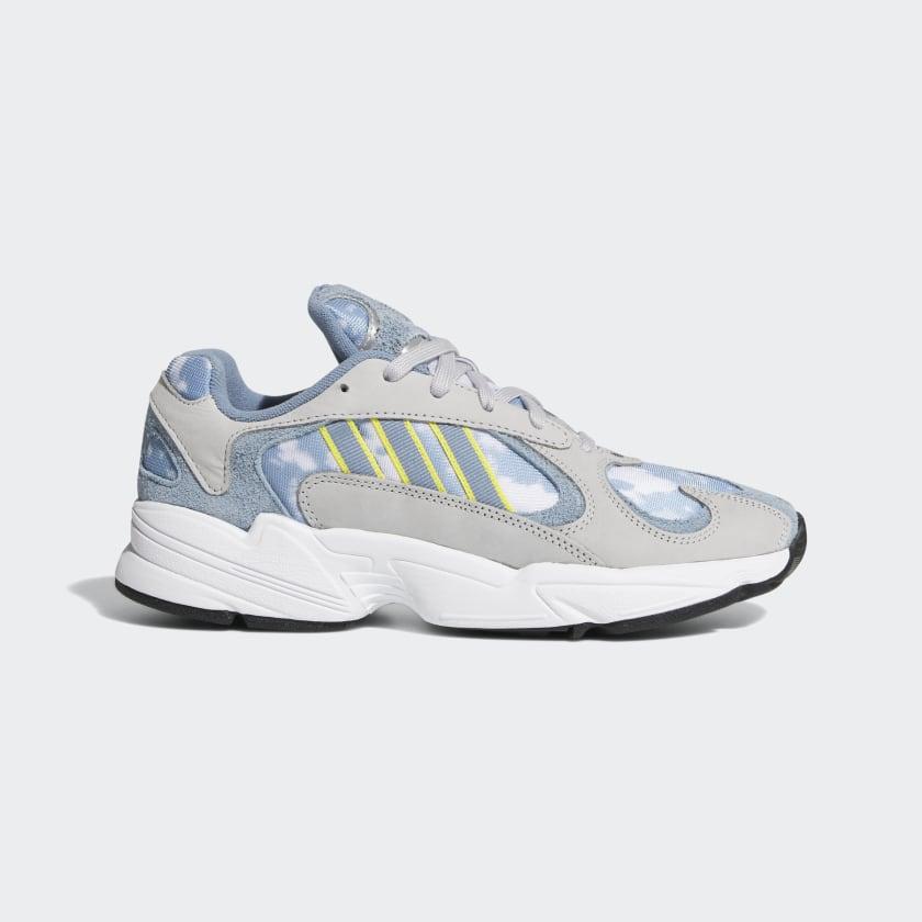 adidas Yung-1 Shoes - Grey   adidas UK